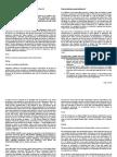 Quasi-Judicial Powers (Case Digests)