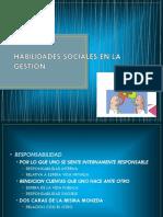 9. Habilidades Sociales en La Gestion