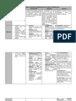 Cuadro Comparativo Conceptos del proceso administrativo