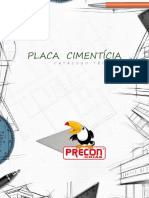 Catalogo Placa Cimenticia