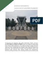Print Word Monpera