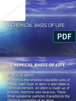 3 Chemical Basis of Life