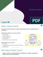 7 Version Control