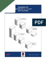 APC UPS Startup Guide 990-1541-En