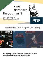 SF Art Educ Presentation