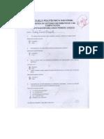Evaluación Primer Bimestre - Freddy Bazante