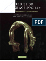 The Rise of Bronze Age Society Travels Transmissions and Transformations