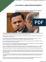 Governo Sublinha Aposta No Interior e Regiões de Baixa Densidade No Portugal2020 - Atualidade - SAPO 24