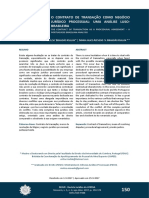 Arthur Kullok. Maria Alice Kullok. O Contrato de Transação Como Negócio Jurídico-processual - Uma Análise Luso-brasileira