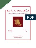 Asad Ibn - El Hijo del León (Síntesis de la teoría indoaria del Avatar).pdf
