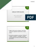 Parte1 Língua Portuguesa Diogo Arrais1