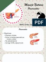 7. Pancreatitis.