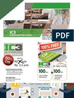 IC3 Authorized Test Center