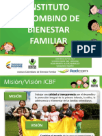 Mision Vision Icbf y Redcom