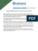 Guinée - UNOWAS (7 Février 2018)
