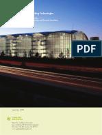 European Green Building Technologies - MCERF