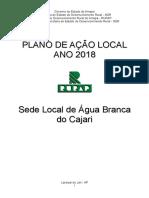 Plano Anual Cajari 2018