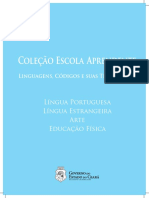 Livro Linguagens Codigos e Suas Tecnologias
