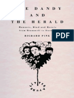 Richard Pine (Auth.)-The Dandy and the Herald_ Manners, Mind and Morals From Brummell to Durrell-Palgrave Macmillan UK (1988)