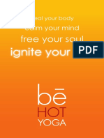 BHY Ignite Your Life 11x17
