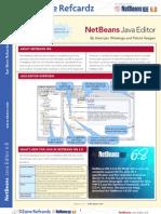 NetBeans Java Editor 6.8