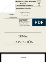 Operaciones Unitarias Exposicion 2