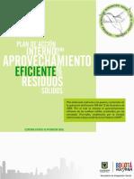 (08072013)Plan de Acción Interno Para El Aprovechamiento Eficiente de Los Residuos Sólidos