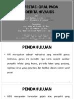 Referat Gilut (Oral HIV) - Mahendra
