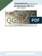 Tutorial Quantum GIS 2.6