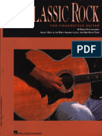 Classic Rock for Fingerstyle