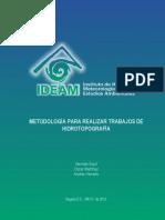 MetodologiaHidrotopografiaIDEAM
