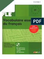 Vocabulaire Essentiel B1 1