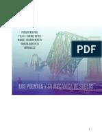 Suelos II Puentes