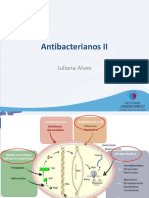 Aula 10 Antibacterianos II