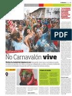 Cajamarca, Ño Carnavalón vive