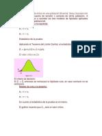 Sea π la proporción de éxitos en una población Binomial