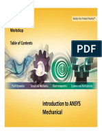 Mech-Intro 14.0 WS TOC