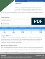 Nagios XI Hardware Requirements
