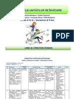 Intuitext Llr Cls 4 Proiectare Sem II