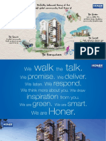 Honer Vivantis Project Brochure