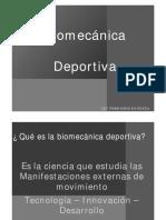 Biomecánica Dinezza