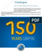 Griffin Catalog 2018 With Indian PriceList