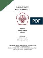 Laporan Kasus Dermatitis Venenata