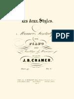 Cramer Les deux Styles, Op.97 (1842).pdf