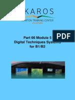 Module 5 (B1.B2) Digital Techniques Systems