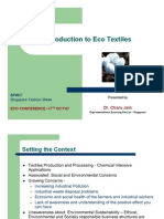 Introduction to Eco Textiles -Sfw Ppt (4) Aproved