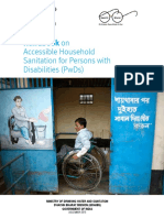 Toilets for Persons With Disablities MDWS Dec 2015 05102017