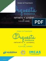 Dossier Oficcial Orquesta