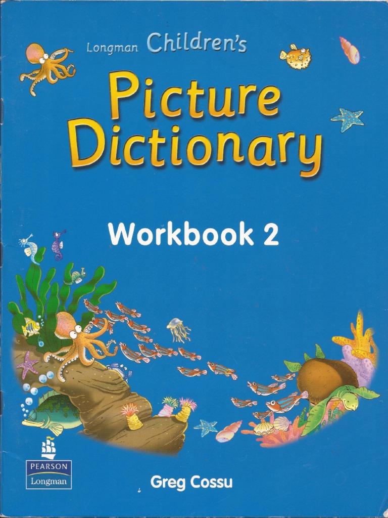Longman Children's Picture Dictionary - Workbook 2.pdf | Books