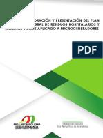 Guia Elaboracion Plan de Gestion Integral Residuos Hospitalarios